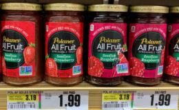 Polaner All Fruit Fruit Spreads Just $0.99 at ShopRite!