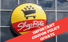 The ShopRite Coupon Policy Has Changed  - What You Need to Know