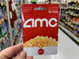 Rite Aid Shoppers - Save Up To $10 on Regal, AMC or Fandango Gift Cards!