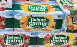 Poland Spring & Deer Park Flavored Sparkling Water 8pk Cans Just $1.75 at ShopRite!{12/8}