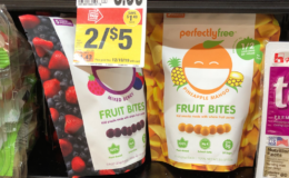 Perfectly Free Fruit Bites only $1.50 at Stop & Shop