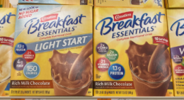 Carnation Breakfast Essentials, only $1.99 each at Stop & Shop {Rebate}