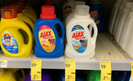 Ajax Laundry Detergent Just $0.99 at Walgreens! {No Coupons Needed}