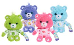 Care Bears Small Plush 4 pack $11.99 (Reg. $25) at Walmart