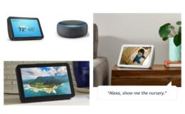 Best Price! 56% off Echo Show 8 with Free Echo Dot {Amazon}