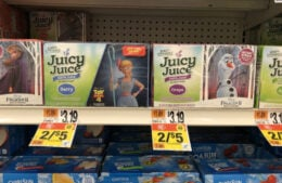 Juicy Juice Juice Boxes as low as $0.50 at Stop & Shop