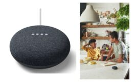 Target Shoppers – Google Nest Mini (2nd Generation) 2 for $49! {Reg. $49 each}