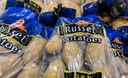 Yukon Gold, Eastern, Idaho & Russet Potatoes 5lb bag Just $1.99 at ShopRite! {No Coupons Needed}