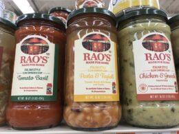 Rao's Soups as low as $2.99 at Stop & Shop {Rebate}