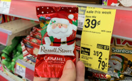 Russell Stover Valentine Singles Just $0.39 at Walgreens!