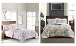 3-Pc Comforter Sets $19.99 at Macy's (Reg. $80)