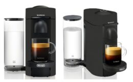 Nespresso VertuoPlus Coffee and Espresso Machine $74.99 (Reg.$199.99) at Target