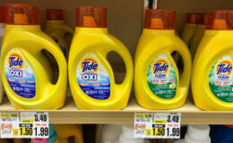 Tide Simply Laundry Detergent Just $1.49 at ShopRite!