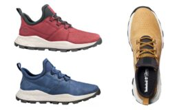 Timberland Men's Brooklyn Perforated Sneakers $50.39 Shipped (Reg.$120)