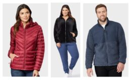 75-80% off All Outerwear at 32 Degrees - Women's Ultra-Light Down Chevron Packable Jacket $24.99 Shipped (Reg.$100)