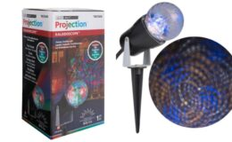 LightShow Light Projection Spotlights $2 (Reg. $19.98) + Free Store Pickup at Home Depot!