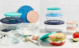 Pyrex Mixing Bowl or Storage Sets just $14.99 at Macy's {Reg. $47.99}
