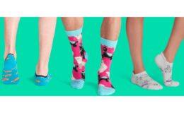 5 Pairs of MeUndies Socks for $30