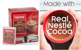 Stock Up Price! Nestle Hot Chocolate Packets, Rich Chocolate Flavor, Made with Real Cocoa, 50 Count