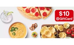 Target: Purchase $50 in Food or Beverages, Get a $10 Gift Card