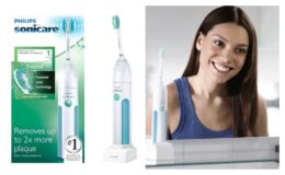 Kohl's Cardholders: Philips Sonicare Essence Rechargeable Toothbrush $13.99 (Reg. $49.99) + Free Shipping!