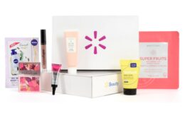 New Walmart Beauty Box Only $5 Shipped - Includes Full and Sample Sizes