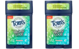 Tom's of Maine Deodorant Stick - Wicked Cool - Boys - Case of 6 - 2.25 oz  $5.06 {$.84/Each}