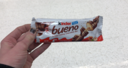 FREE Kinder Bueno Bars at Target!