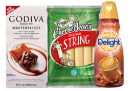 Today's Top New Coupons - Save on International Delight, Frigo, Crunchmaster & More