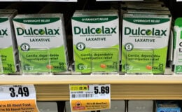 Save $2.50 on Dulcolax Products & Deals