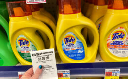 Tide Simply Clean & Fresh Detergent as Low as $0.44 at CVS!