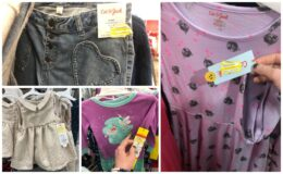 Up to 70% off Kids Clothing Clearance at Target!