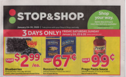 Stop & Shop Preview Ad for 1/24  Is Here!