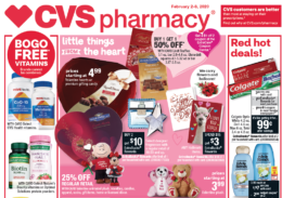 Insider Preview of the Best Deals at CVS starting 2/2
