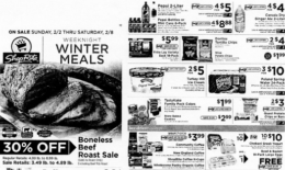 ShopRite Preview Ad for the week of 2/2/20