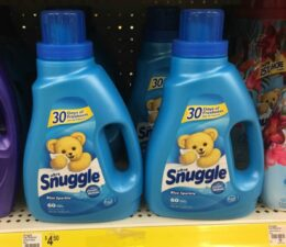 Snuggle Products Just $2 at Dollar General!