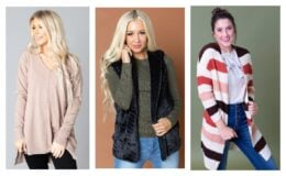 3 Items for $30 (Reg. up to $49.95 each) + Free Shipping at Cents of Style!