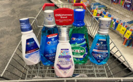 Crest 3D White, Pro-Health or Scope Mouthwash as Low as $0.99 at CVS!