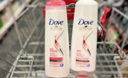 Dove Shampoo & Conditioners Just $1.25 at Rite Aid