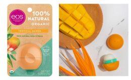 Great Price! 48% off eos Natural & Organic Sphere Lip Balm - Tropical Mango {Amazon}