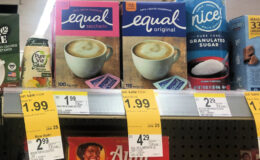$3 Money Maker on Equal Saccharin Sweetener at Walgreens {Ibotta Rebate}