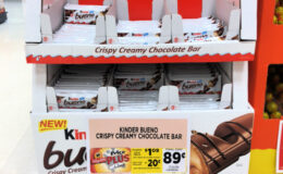 FREE Kinder Bueno Crispy Creamy Chocolate  Bars at ShopRite! {1/26}
