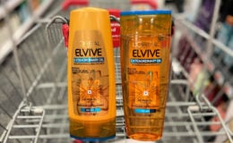 LOreal Elvive Shampoo and Conditioner Only $1.79 at CVS.com!