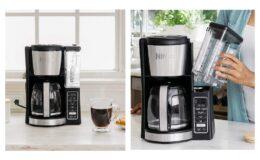 40% off Ninja 12-Cup Programmable Coffee Maker on Amazon or Best Buy!