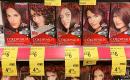 $2.50 Revlon Colorsilk Hair Color at Walgreens! {No Coupons Needed}