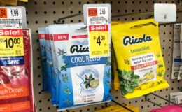 Ricola Cool Relief Cough Drops Just $0.50 at Acme! {Rebate}
