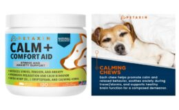 Save $14 on Petaxin Calming Treats for Dogs {Amazon}