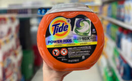 Tide Pods & Power Pods as low as $4.26 at Target with Stacking Offers!