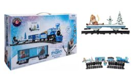 Lionel Disney Frozen Ready to Play Train Set $24.93 (Reg. $99.99) at Macy's