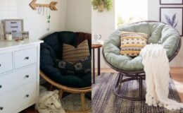 Pier 1 Imports: Pier1 Papasan Chair Bowl, Base and Cushion $79.20 (Reg. $159.95) + Free Store Pickup